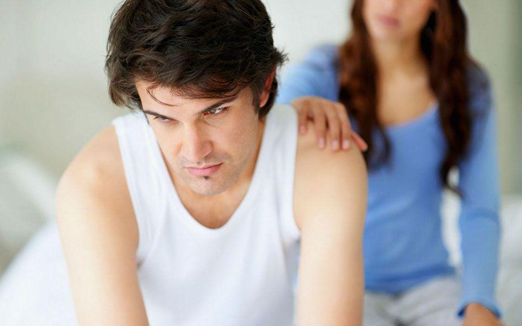 các dấu hiệu nhận biết yếu sinh lý ở nam giới