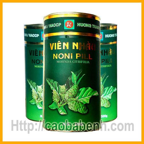 Viên Nhàu Noni Hương Thanh 1